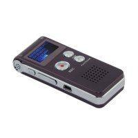8GB Digital Voice Recorder Rechargeable Dictaphone Recording Pen MP3 Player