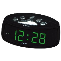 0.9inch Display LED Alarm Digital Clock Electronic Desktop Digital Table Clock