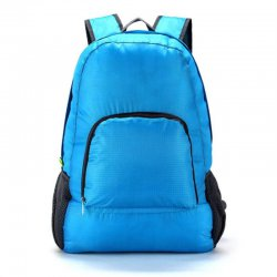 20L Foldable Men Women Waterproof Backpack Lightweight Travel Camping Bags