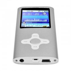 1.8 Inch Screen 32GB Metal MP4 Player Video Raido FM Player Voice Recorder