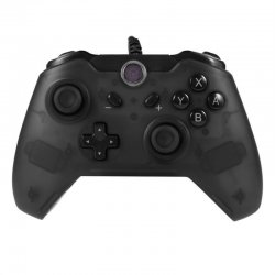 Fashion Black USB Wired Game Controller For Switch Compatible For SWITCH Host