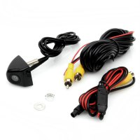 170-Degree Waterproof Night Vision CCD Car Rear View Camera For Backup Parking
