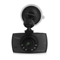 1080P 2.7 Inch HD LCD Double Lens Car Dash Camera Video DVR Cam Recorder