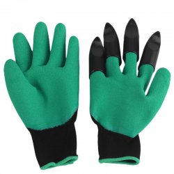 Breathable Solid Color Garden Household Gloves Waterproof Gloves For Digging