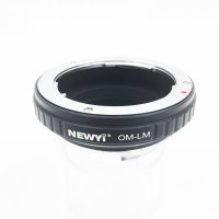 OM-LM adapter Olympus OM mount lens to Leica M Camera M240 M10 TECHART LM EA7