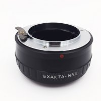 Adapter for Exakta EXA Lens to Sony E Mount NEX A7R A7S A7A7II A6300 A6000