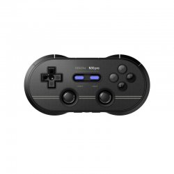 8Bitdo 8 bit hall N30Pro2 bluetooth gamepad support NS PC mobile phone vibration body sense with deep purple C version