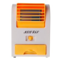 1360 Mini Cooling Fan Purple Yellow