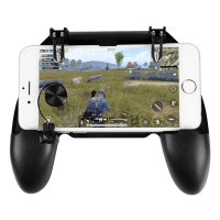 Eat chicken artifacts Jedi survival six-finger linkage button assist gamepad W11+