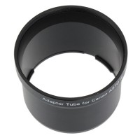 52mm Lens and Filter Adaptor tube for Canon A570 IS B52 BLACK