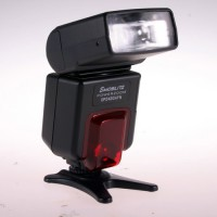 Emoblitz DPZ420AFN Digital Dedicated PowerZoom Flashgun for Nikon i-TTL D300 D700