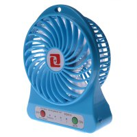 18650 Lithium Battery USB Power Charging Portable Fan