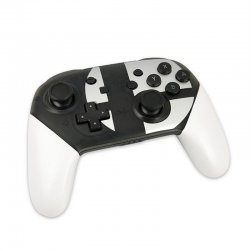 Color Switch PRO wireless bluetooth gamepad switchNS wireless gamepad with screenshot vibration function in white