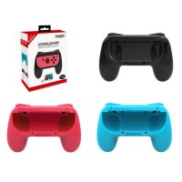 DOBE upgraded tns-851b Switch grip handle with joy-con small grip handle with green x2