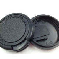 2PCS 30mm/30.5mm Snap on Lens Cap for Mini DV