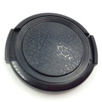 2PCS 37mm Snap on Lens Cap for Micro Single Camera