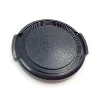 2PCS 39mm Snap on Lens Cap for Micro Single Camera