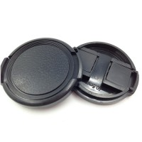 2PCS 40.5mm Snap on Lens Cap for Micro Mono Camera