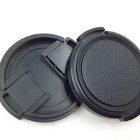 2PCS 43mm Snap on Lens Cap for Micro Mono Camera