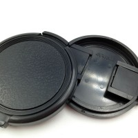 2PCS 46mm Snap on Lens Cap for Mirrorless Digital Camera