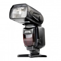 Zomei Flash 430 for Camera Manual Flash Trigger Speedlite Flash For Canon Nikon