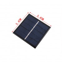 0.42W 2V Solar Cells Senior Polycrystalline Silicon Solar Panel DIY Solar Board