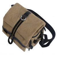 Canvas SLR DSLR Digital Camera Gadget Organizer Bag For Nikon Sony Canon Pentax