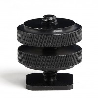 1/4 Pole Three-piece Adapter Screw FOR Camera Cannon Nikon