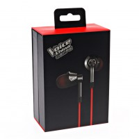 1 More 3.5mm In-ear Headphone Stereo Earbuds Earphone Headset With Microphone