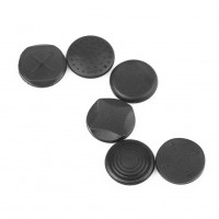 6 in 1 Silicon Buttons Analog Stick Cap Kit for PSP Slim 3000 / PS Vita / 2000