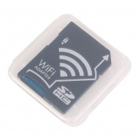 Wireless Wi-Fi Micro SD TF Flash Card SDHC Memory Card Class10 Share Adapter NEW