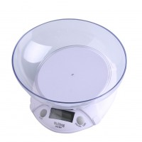 7Kg  LCD Electronic Scale WH-B09 Reel Backlight Electronic Kitchen Scales