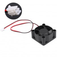 1pcs 40x40x20mm 5V 2Pin 40mm 4020S DC Brushless Cooling Exhaust Heatsink Fan