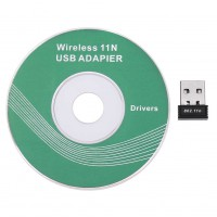 150Mbps 150M Mini USB WiFi Wireless Adapter Network LAN Card 802.11n/g/b F5