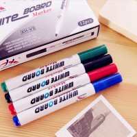 4 Colors Whiteboard Marker Liquid Chalk Erasable Maker Pen Easy Erasing