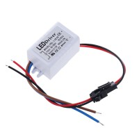 1-3W Ceiling Light LED Power Supply Driver Electronic Transformer AC 86-265V
