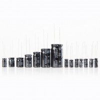 120pcs/set 15 value Electrolytic Capacitors Assortment Kit Assorted