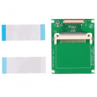 CF card to 1.8 inch CE ZIF PATA converter  board cable adapter for ipod PC