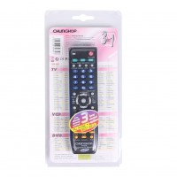 Hot 3 in 1 Multifunction Universal TV VCD DVD Remote Control Controller Black