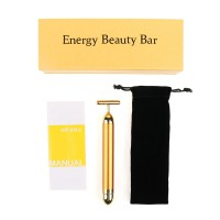 Facial Roller Massage Skincare Wrinkle Treatment Energy Beauty Bar Face Massager