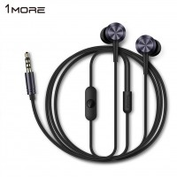 1MORE Comfortable And Colorful Enamelled Copper Wire Piston Headphones 3 Colors