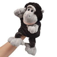 Plush Hand Puppets Animal Toys