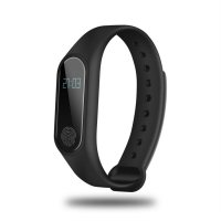 0.42 Inch OLED Smartband Bluetooth Heart Rate Monitor Time Display Smartband