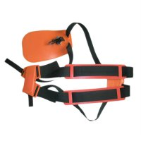 Double Shoulder Strap Harness For Brush Cutter Grass Trimmer And Lawn Mower