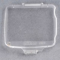BM-7 Hard Crystal LCD Monitor Cover Screen Protector For Nikon D80 BM7 DSLR