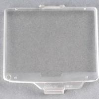 BM-8 Hard Crystal LCD Monitor Cover Screen Protector For Nikon D300 D300S BM8 DSLR