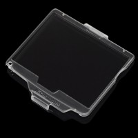 BM-9 Hard Crystal LCD Monitor Cover Screen Protector For Nikon D700 BM9 DSLR